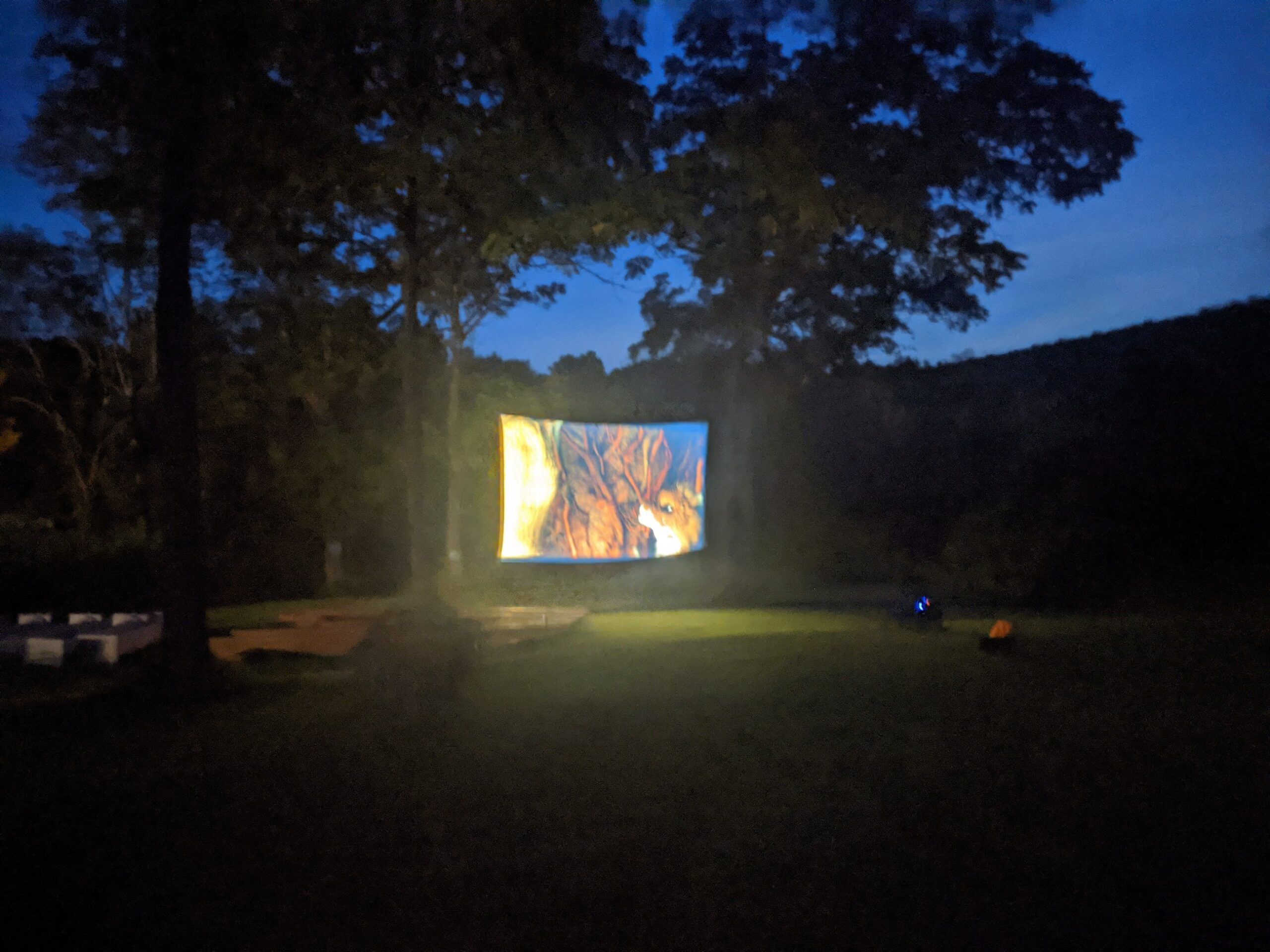 Movie Night Test